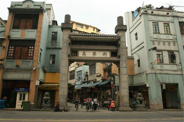广州高第街服装市场 高第街服装市场怎么走