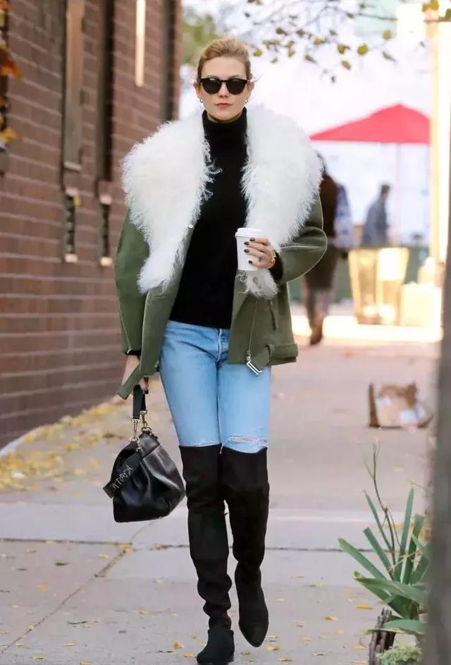 这个秋冬流行什么裤?这3种裤子百搭又时髦,显瘦显高美得刚刚好