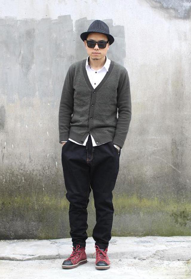 时尚百搭的裤子,彰显你时髦的穿衣品味,看起来潮流帅气