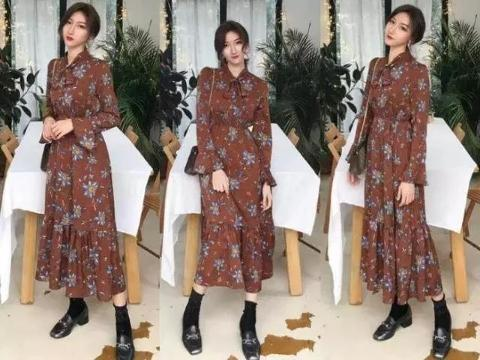 020最流行的裙子,春季有这条足够美