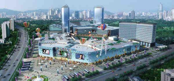 舟山平湖中国服装城