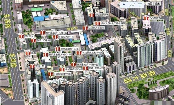 深圳南油服装批发市场