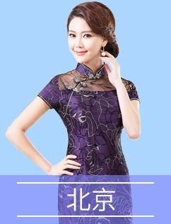 北京服装展示图