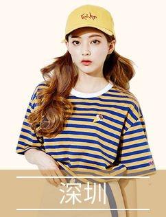深圳服装展示图